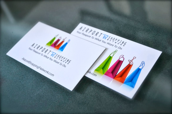business cards design by Search Business Group