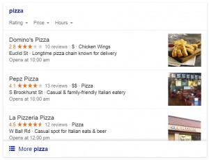 RW Design: First Step of SEO - Google Places