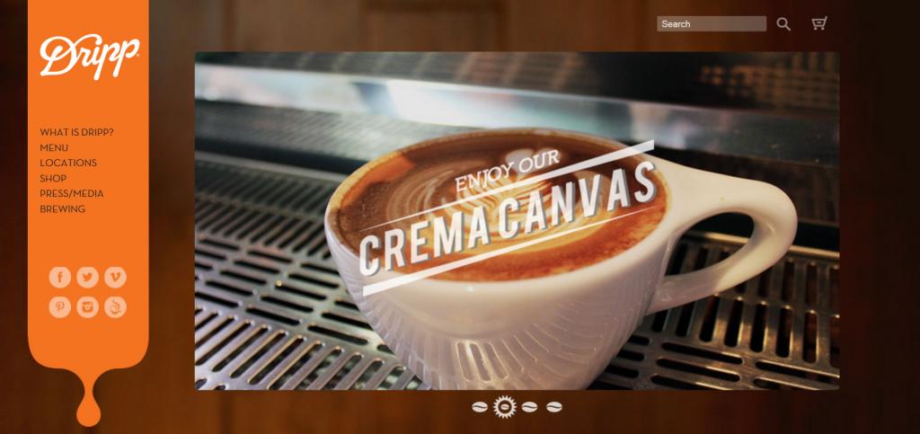 Fullerton's Top 5 Food Websites - Dripp