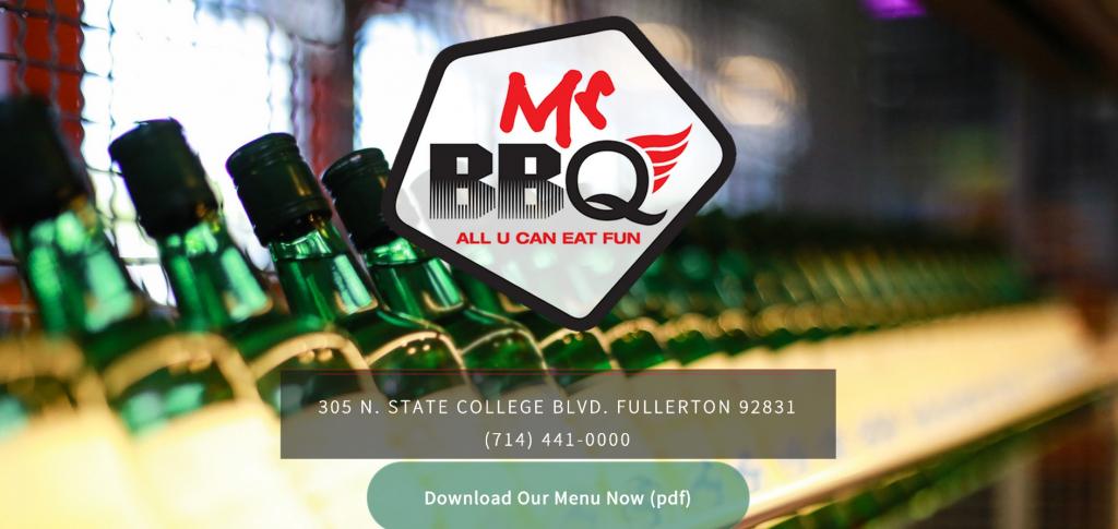 Fullerton's Top 5 Food Websites - MrBBQ