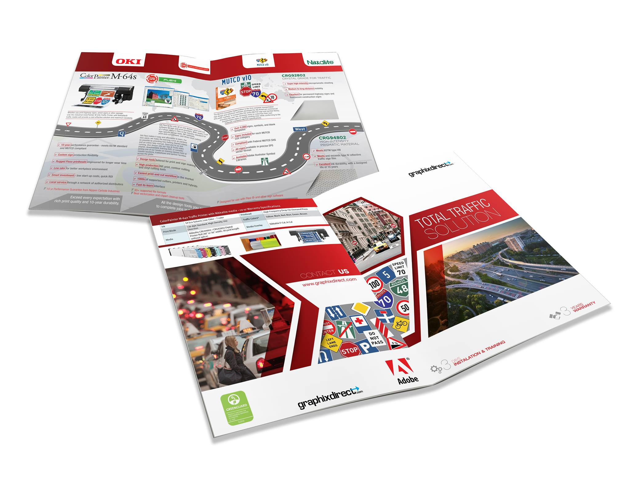 4 Page Brochure Design Prices