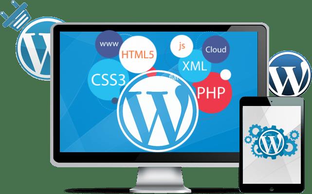 Wordpress Website Design Fullerton