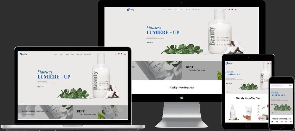 ECommerce Website Design Orange County