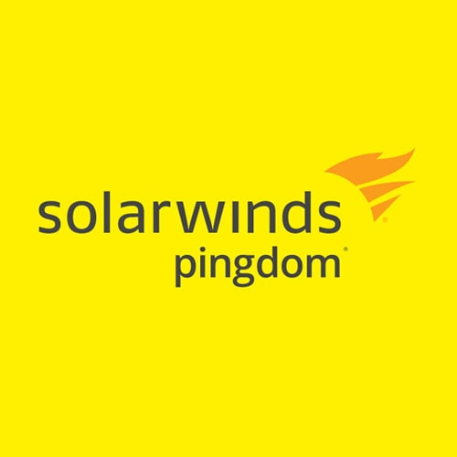 Website Speed Optimization with solarwind pingdom
