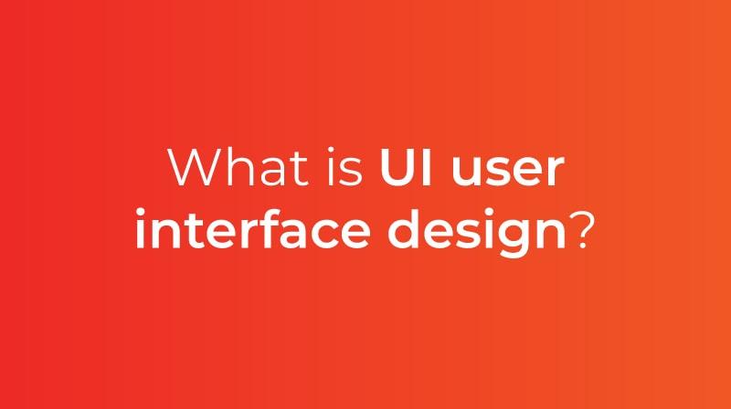 User Interface Orange County