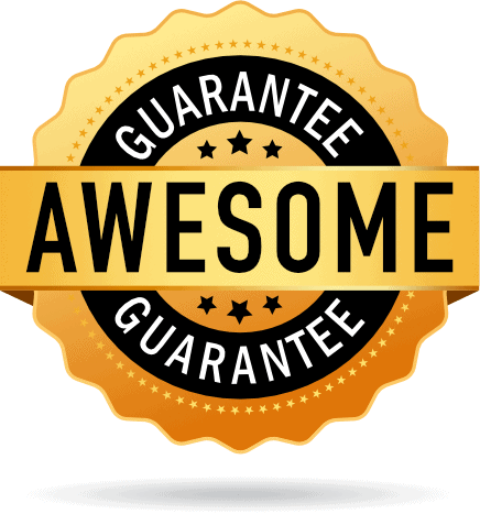 awesome guarantee